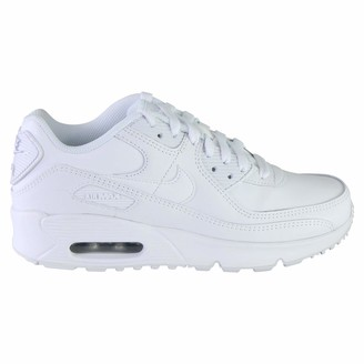 Nike Girls Air Max 90 LTR (gs) Running Shoe