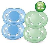 Philips Avent Freeflow Pacifiers (6-18 months)- 4 pk