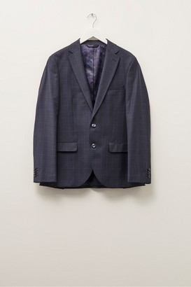 French Connection Puppytooth Suit Jacket