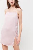 Motel Datista Satin Slip Dress