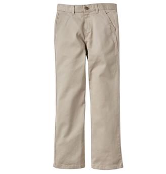 Chaps Boys 8-20 & Husky Twill Pants