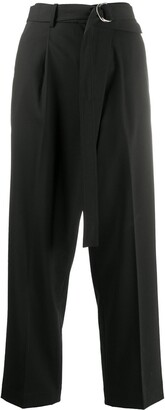 Helmut Lang Wide Leg Trousers