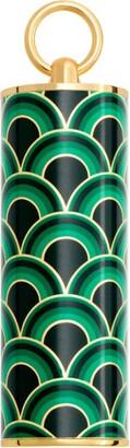 Carolina Herrera Herrera Art Deco Print Lipstick Cap