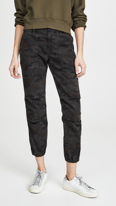 Nili Lotan Cropped French Military Pants