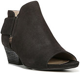 Naturalizer Gemi Leather Peep-Toe Booties