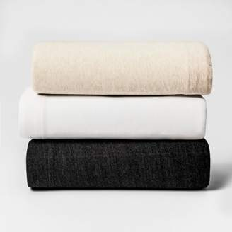 Threshold Solid Cozy Jersey Sheet Set