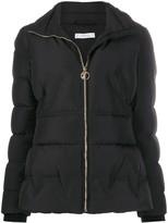 Versace padded funnel-neck jacket