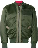 Diesel J-West bomber jacket