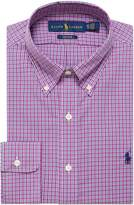 Polo Ralph Lauren Men's Easy Care Dobby Texture Shirt