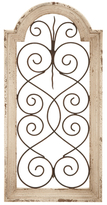 Wooden Rustic Arched Wall Panel