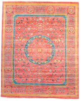 F.J. Kashanian Tammy Hand-Knotted Wool Rug