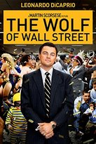 Blue Fire the wolf of wall street Nice Silk Fabric Cloth Wall Poster Print (20x13inch)