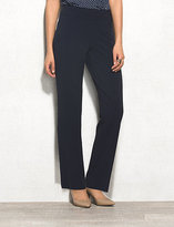 dressbarn roz&ALI Secret Agent Straight Pants Petite