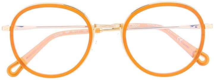 a9197605 Eyewear round frame glasses