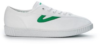 Tretorn Nylite Trainers White Green - 41