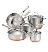 Anolon Nouvelle Cookware Set (10 PC)