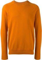 Ami Alexandre Mattiussi raglan sleeve sweater - men - Cotton - S