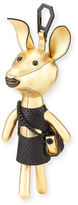 KENDALL + KYLIE Sophie Dog Charm for Handbag