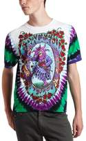 Liquid Blue Men's Grateful Dead Seasons of The Dead Tie Dye T-Shirt
