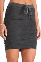 James Perse Drawstring Skirt