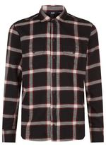Paige Large Check Shirt