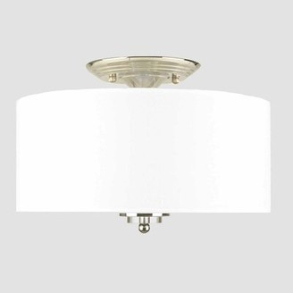 Drum Shade Light Fixture Shop The World S Largest Collection Of Fashion Shopstyle