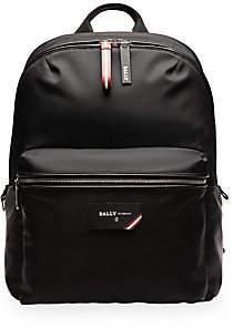 Bally Men's Ferey Nylon Patch Backpack