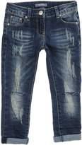 Gaialuna Denim pants - Item 42588063