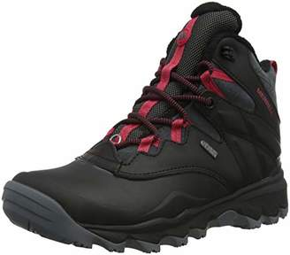 Merrell Women's Thermo Advnt Ice+ 6- inch Waterproof Snow Boots, Black, 6.5 (40 EU)