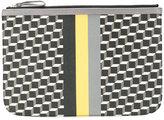 Pierre Hardy striped cube pouch