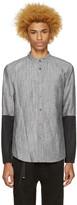 Public School Grey Cret Shirt