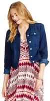 Jessica Simpson Women's Long Sleeve Denim Jacket