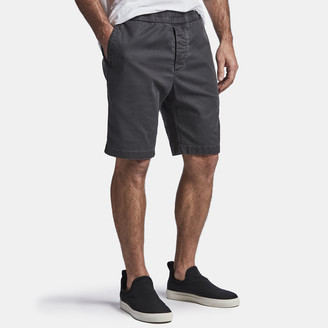James Perse Stretch Canvas Work Short