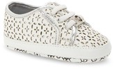 MICHAEL Michael Kors Infant Girl's 'Boerum' Crib Shoe