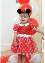 Disney Minnie Mouse - Baby Costume With Free Book