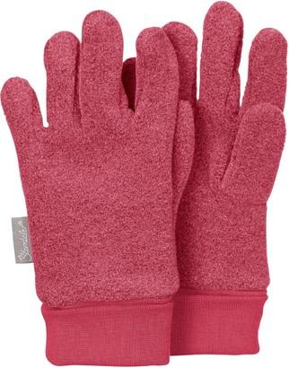 Sterntaler Girl's Fingerhandschuh Guanti Gloves