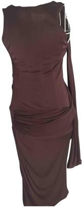 Iceberg Brown Dress for Women