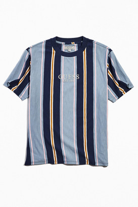 GUESS ORIGINALS UO Exclusive Yacht Club Stripe Tee