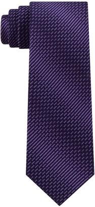 Van Heusen Men's Striped Skinny Tie