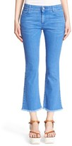 Stella McCartney Women's 'Skinny Kick' Crop Jeans