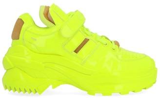Maison Margiela Retro Fit Velcro Strap Chunky Sneakers