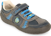 Clarks Stomp roll leather shoes 3- 7 years