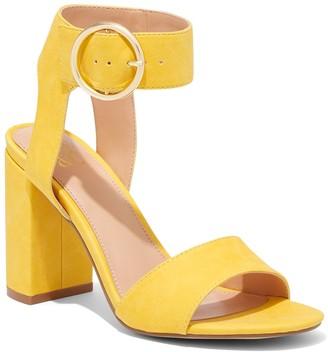 New York & Co. Ankle-Strap High-Heel Sandal