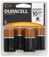 Duracell C Battery (4 Pack)