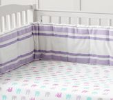Pottery Barn Kids Elephant Crib Fitted Sheet