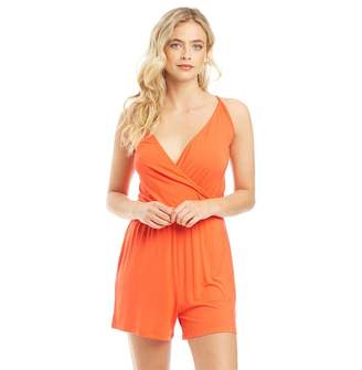 Tigerlily Only You Womens Arli Strappy Playsuit