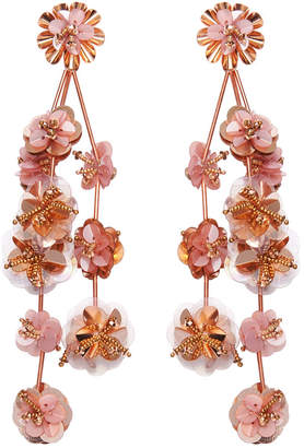 Mignonne Gavigan Britta Flower Dangle Earrings