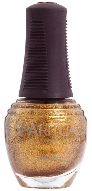 SpaRitual Twinkle Collection of Nail Lacquer (Solstice) - Beauty