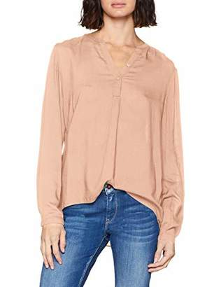 S'Oliver Q/S designed by Women's 41.8.11.8696 Blouse, Mellow Pink 4056, 6