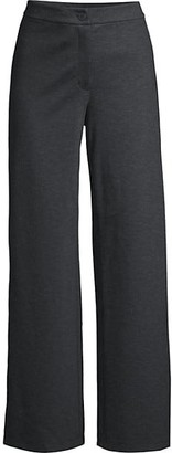 Eileen Fisher Straight Flare Pants